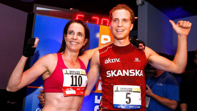New York winners Suzy Walsham and Thorbjørn Ludvigsen launch the 2014 VWC circuit