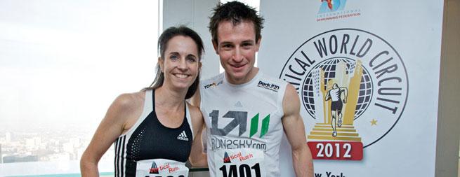 2012 VWC World Champions Suzy Walsham & Thomas Dold