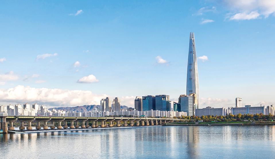 LOTTE WORLD TOWER, Seoul