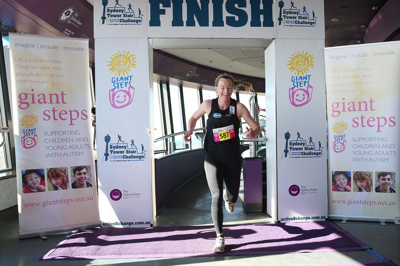 Alice-McNamara, 2017 Sydney Tower Stair Challenge winner now ranks 6th on the VWC rankings.